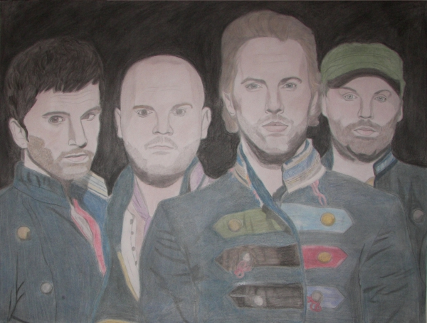 Coldplay by -Jeanne